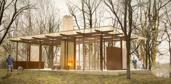 Foto af Natur og aktivitetshuset